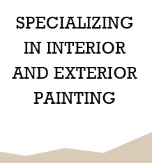Services Exterior Painting